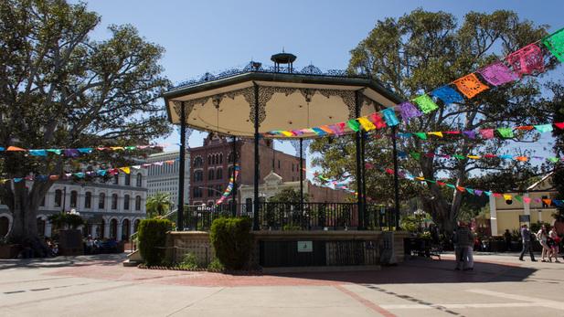 El Pueblo and Olvera Street