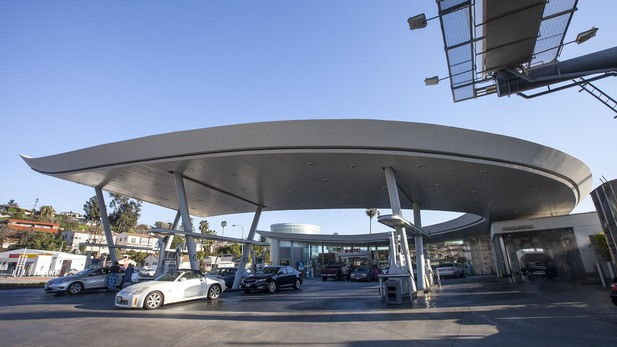 The 5 most unique gas stations