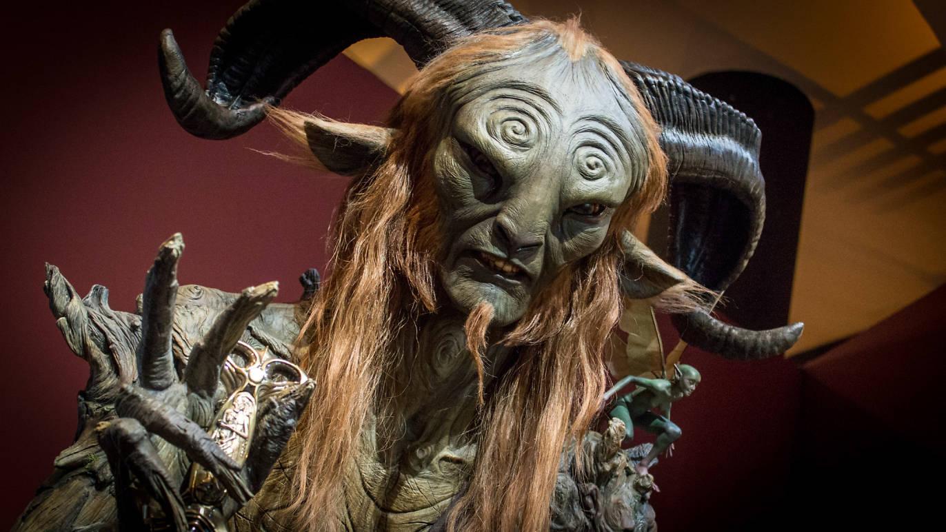 Guillermo del Toro at LACMA