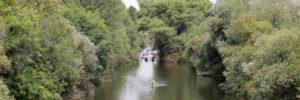 Kayaking the LA River