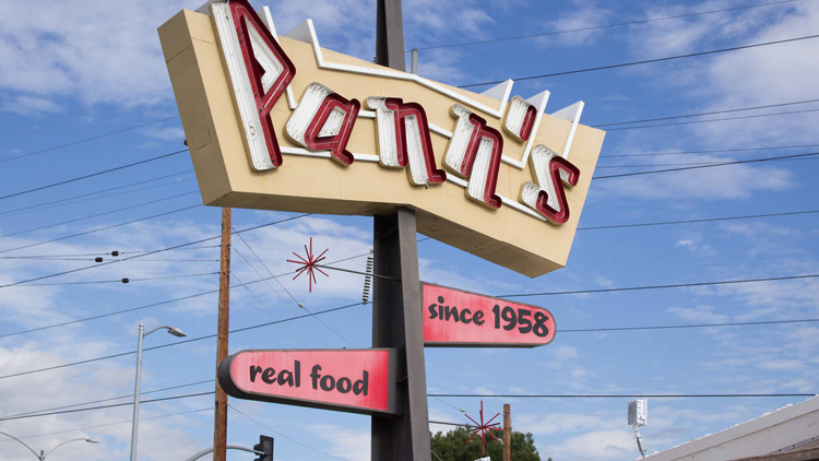 A guide to Googie in LA